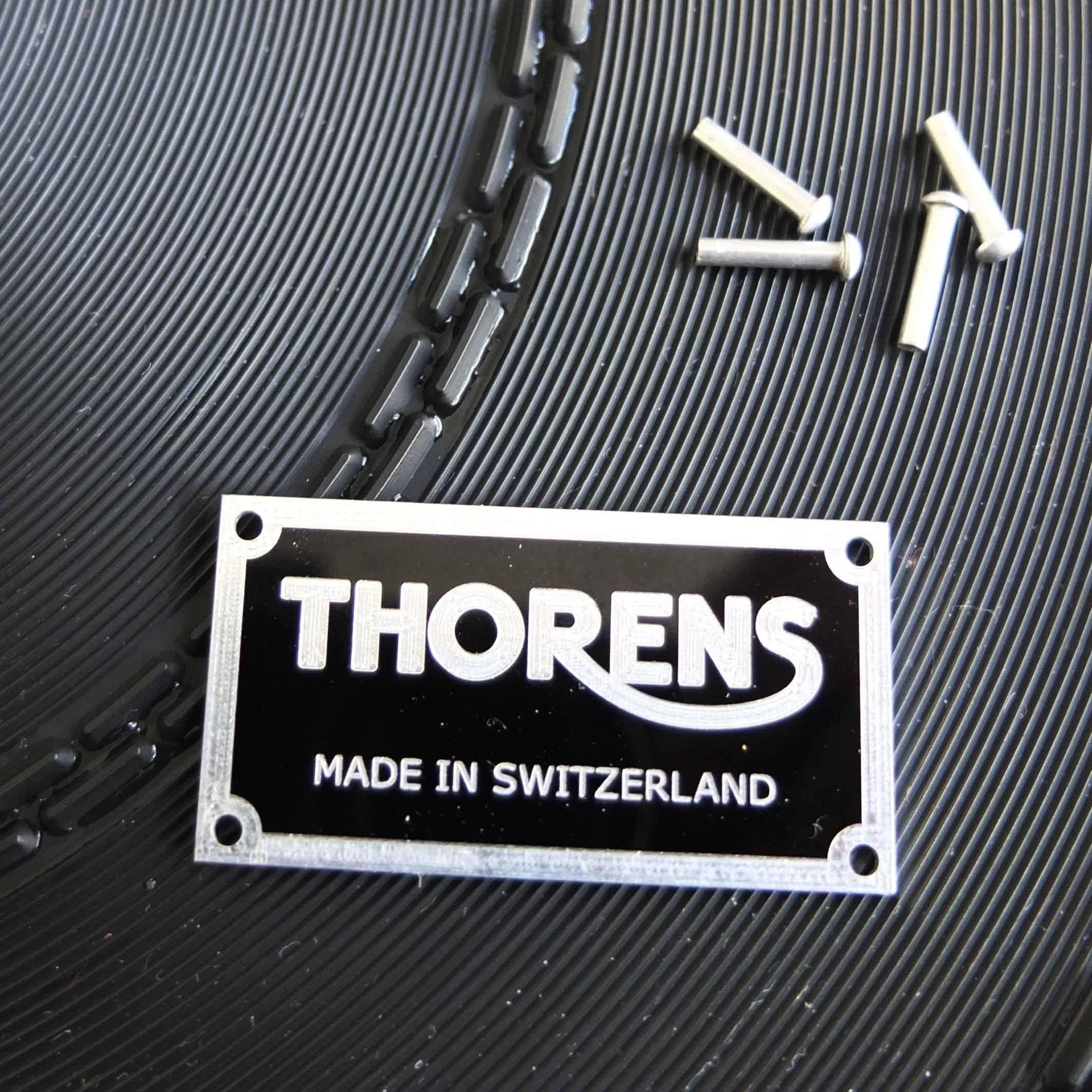 Thorens Logo Batch Audio Creative Shop