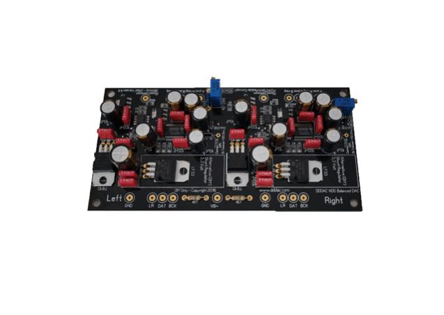 DDDAC TENT module
