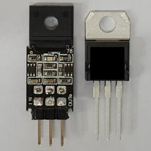 Ultra Wideband Low Noise Regulator