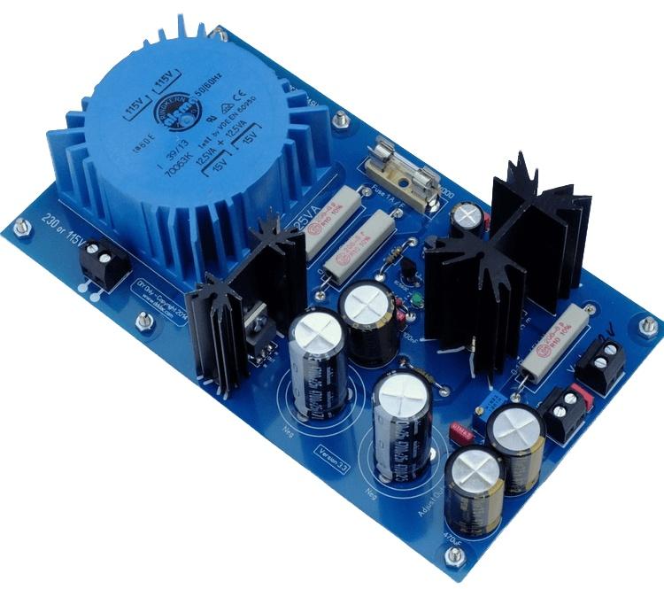 DDDAC Power Supply
